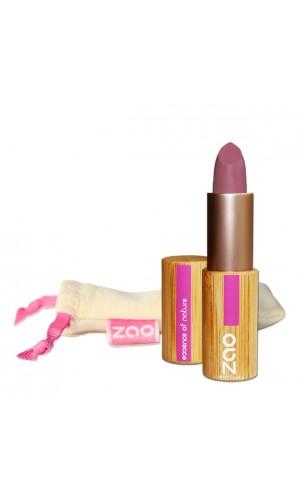 Barra de labios ecológica - ZAO Make Up - Rose Violine Soft Touch - 431 - 3,5 gr.
