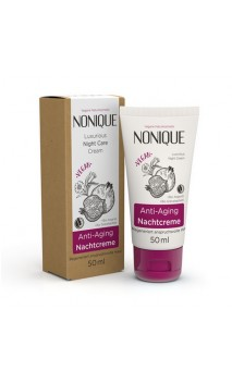 Crema de noche Antiedad ecológica Luxurious - NONIQUE - 50 ml.