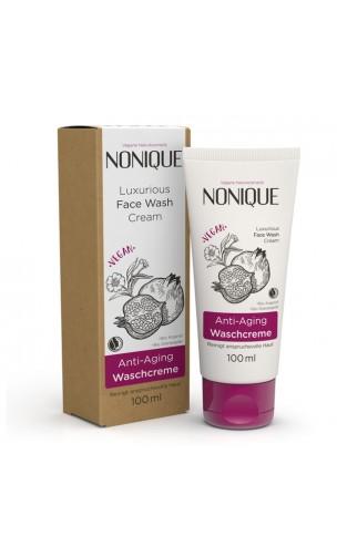 Nettoyant visage Anti-âge bio Luxurious - NONIQUE - 100 ml.