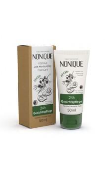 Crème Visage bio Hydratante 24h Intensive - NONIQUE - 50 ml.