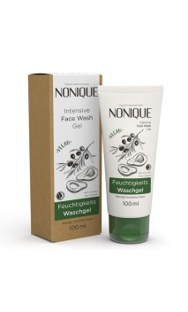 Nettoyant visage bio Hydratant Intensive - NONIQUE - 100 ml.