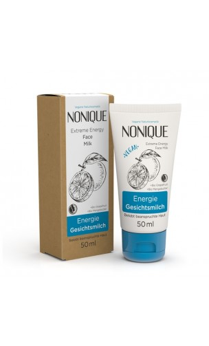 Fluide visage bio Énergisant Extreme Energy - NONIQUE - 50 ml.