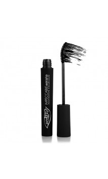 Mascara bio Impeccable Noir - PuroBIO - 5 ml.