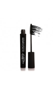 Mascara bio Glorious Volume Noir Intense - PuroBIO - 5 ml.
