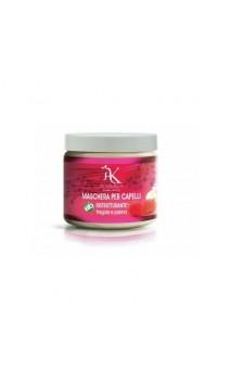 Mascarilla capilar ecológica Reparadora Fresas con nata - Alkemilla - 200 ml.