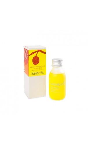 Huile hydratante bio DOUCEUR et PEAU SENSIBLE 100 bio - Matarrania - 100 ml.