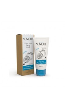 Gel Peeling Nettoyant visage bio Énergisant Extreme Energy - NONIQUE - 100 ml.