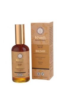 Aceite capilar bio Bálsamo Anticaspa & Calmante - Khadi - 100 ml.