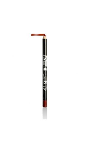 Crayon bio contour des lèvres 41 Rouge pourpre - PuroBIO - 1,1 gr.