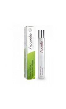 Roll-on Eau de parfum Jardin des Thés - Parfum bio Stimulant - Acorelle - 10 ml.