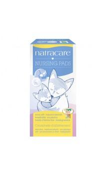Discos absorbentes para lactancia (almohadillas) - Natracare - 26 Ud.
