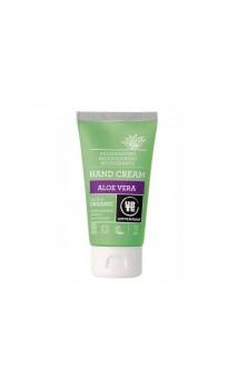 Crema de manos ecológica de Aloe vera Regenerante - URTEKRAM - 75 ml.