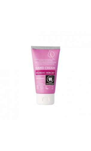 Crema de manos ecológica de Abedul nórdico Ultra-hidratante - URTEKRAM - 75 ml.