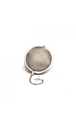 Boule à infusion en métal - Filtre à thé bio en vrac - Alveus