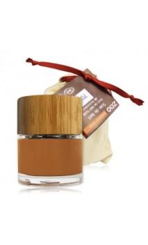 Base de maquillaje fluido ecológico - 30 ml - ZAO - 705 Cappuccino