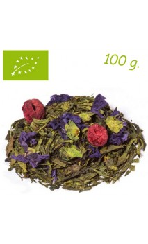 Té verde/blanco From Paris with love (Violeta & Frambuesa) - Elements - Té ecológico a granel - Alveus