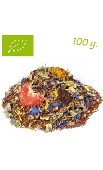 Rooibos Summer Miracle (Fresa & Uva roja) - Elements - Rooibos ecológico a granel - Alveus
