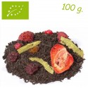 Thé noir Blackberry Tango (Fruits rouges) - Elements - Thé bio en vrac - Alveus