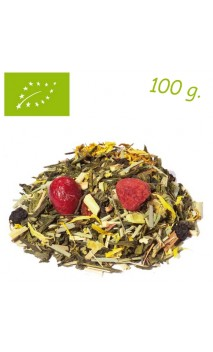Té verde/blanco I'm Beautiful GreenTox Organic (Limón & Saúco) - Té ecológico a granel - Alveus