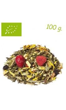 Thé vert/blanc I'm Beautiful GreenTox Organic (Citron & Sureau) - Thé bio en vrac - Alveus