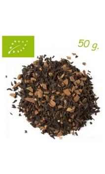 Té negro CHAI (Digestión) - Té ecológico a granel - Aromas de té