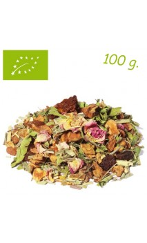 Infusion Mélange de fruits Venus Garden Spring Love Organic (Citron, orange & raisin rouge) - Infusion bio en vrac - Alveus