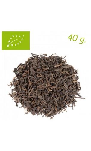 Thé rouge Pu Erh 1st Grade - Thé bio en vrac - Aromas de té