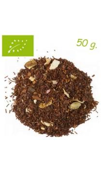 Rooibos Fantasía de Otoño (Canela, Naranja & Jengibre) - Rooibos ecológico a granel - Aromas de té
