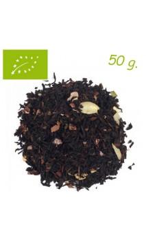 Té negro PRALINÉ (Concentración) - Té ecológico a granel - Aromas de té