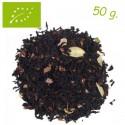 Thé noir PRALINÉ (Concentration) - Thé bio en vrac - Aromas de té