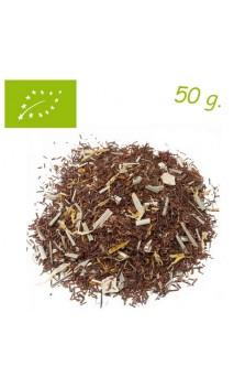 Rooibos CARAÏBE (Mangue & Fraise) - Rooibos bio en vrac - Aromas de té