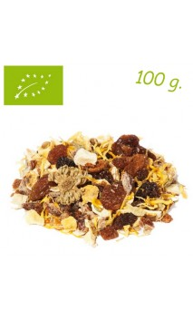 Infusión Mezcla de frutas Sunny Kiss Spring Love Organic (Mango & Uchuva) - Infusión ecológica a granel - Alveus