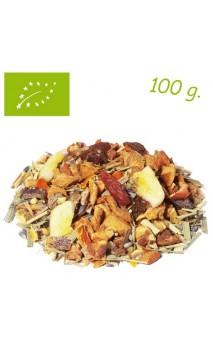 Infusion Mélange de fruits  Sweet Spirit Spring Love Organic (Pêche & Papaye) - Infusion bio en vrac - Alveus