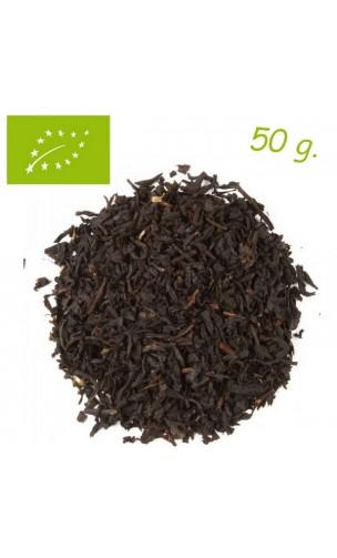 Thé noir Earl Grey (Stimulant) - Thé bio en vrac - Aromas de té