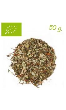 Rooibos ZEN (Relajación) - Rooibos ecológico a granel - Aromas de té