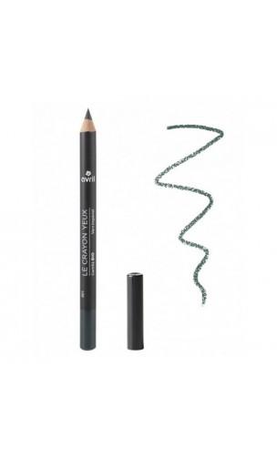 Crayon pour les yeux bio Vert Impérial - Avril - 1 gr.