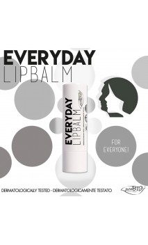 Bálsamo labial ecológico Everyday 01- PuroBIO - 5 ml.
