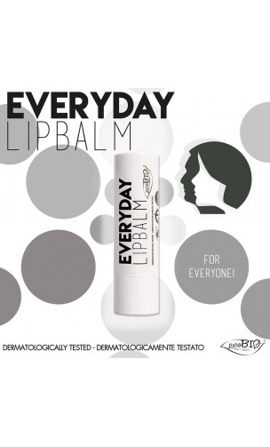 Baume à lèvres bio Everyday 01- PuroBIO - 5 ml.