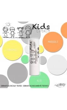 Bálsamo labial ecológico Kids 04 - PuroBIO - 5 ml.