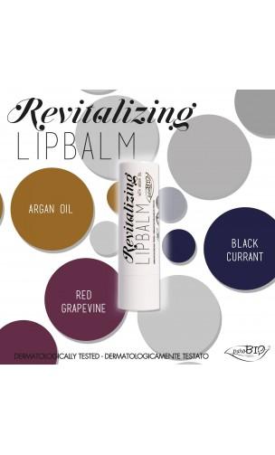 Baume à lèvres bio Revitalizing 06 - PuroBIO - 5 ml.
