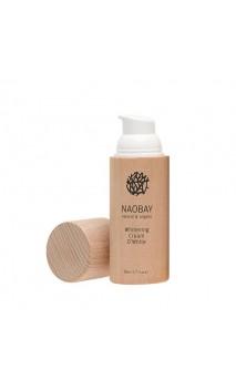 Crema antimanchas ecológica hidratante (Whitening Cream O'White) - NAOBAY - 50 ml.