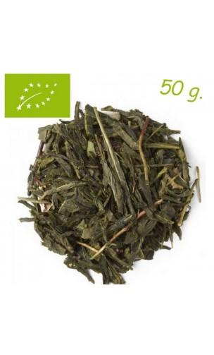 Thé vert CARPE DIEM (Stimulant) - Thé bio en vrac - Aromas de té