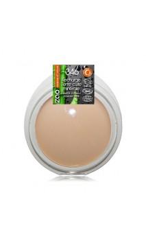 """Recarga Terracota ecológica - Matificante 346  """"Buen rostro"""" - ZAO Make Up - 15 gr."""