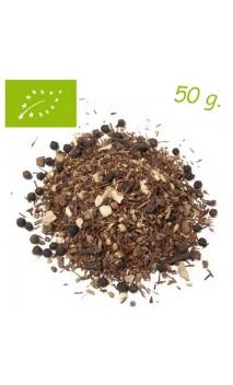 Rooibos Chai (Épicé) - Rooibos bio en vrac - Aromas de té