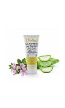 Dentífrico ecológico para niños - Fresa - Anthyllis Baby - 75 ml.