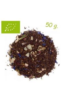 Rooibos Embrujo Nazarí (Relajante) - Rooibos ecológico a granel - Aromas de té
