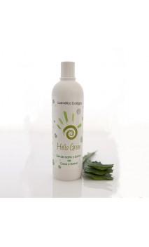 Gel de ducha ecológico Coco & Avena - Hello Green - 500 ml.