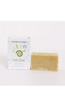 Savon BIO Arbre à thé (pour peaux à tendance acnéique)  - Hello Green - 85 gr.