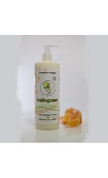 Lotion hydratante corporelle bio à l'Aloe vera et à la mandarine - Hello Green - 500 ml.