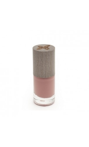 Vernis à ongles naturel 22 Rose Poudré - BoHo Green Cosmetics - 5 ml.